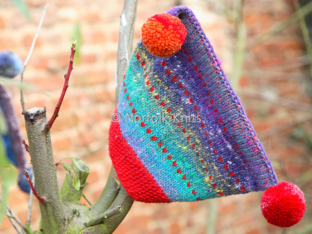 Norfolk Knits Noro Teacosy Child's Hat
